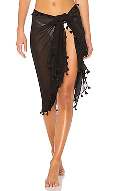 Pom Pom Sarong Seafolly $52 BEST SELLER