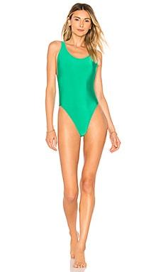 Купить Слитный купальник morrissey - Seafolly, Слитные купальники, Китай, Зеленый