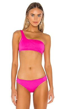 Active One Shoulder Bandeau Seafolly $68