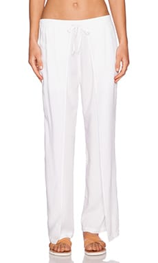 Seafolly Rap It Pant in White