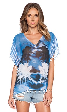 Seafolly Odyssey Top in Caribbean