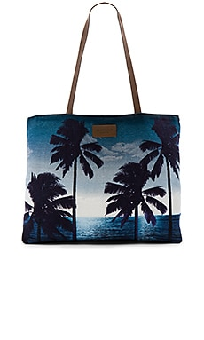 Carried Away Tropics Tote