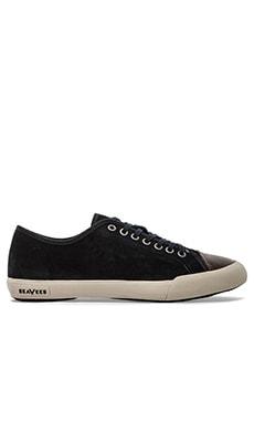 SeaVees 08/61 Army Issue Sneaker Low in Peacoat Navy