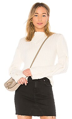 Flap Sweater See By Chloe $190