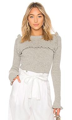 Ruffle Sweater See By Chloe $345