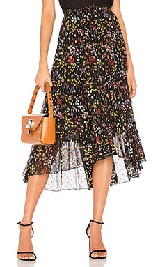 Ruffle Midi Skirt See By Chloe $378