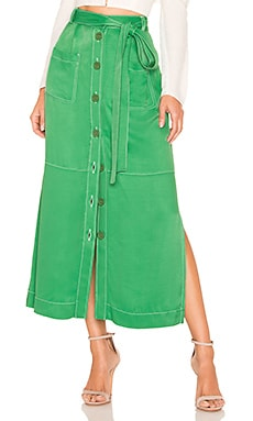 Belted Skirt See By Chloe $147