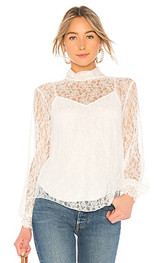 Lace Top See By Chloe $375