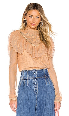 Lace Top See By Chloe $440