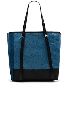 Andy Tote Bag in Denim