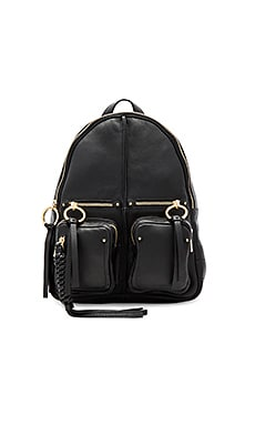 Patti Backpack in Black