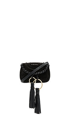 Mini Crossbody Bag in Black