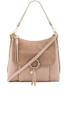 Shoulder Bag in Warm Grey