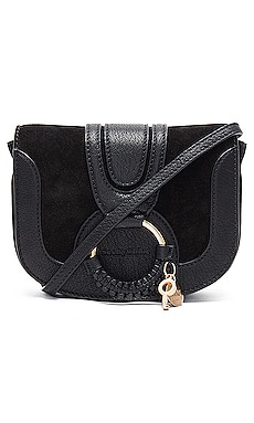 Hana Mini Suede & Leather Crossbody See By Chloe $295 Collections