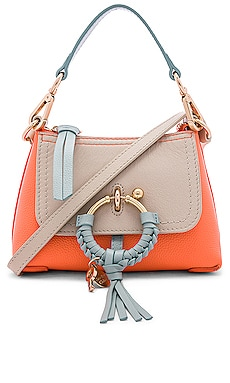 Mini Joan Colorblock Crossbody See By Chloe $295