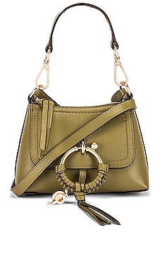 Joan Mini Leather Crossbody See By Chloe $295