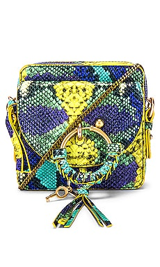 Joan Mini Python Camera Bag See By Chloe $355 Collections
