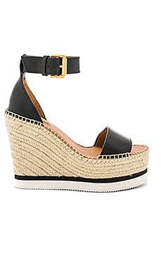Glyn Wedge Sandal See By Chloe $215 BEST SELLER