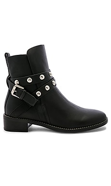 Studded Ankle Strap Bootie See By Chloe $495