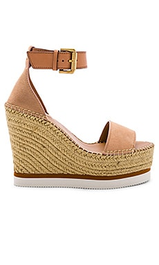 Glyn Wedge Sandal See By Chloe $215