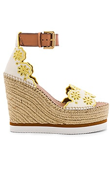 X REVOLVE Glyn Wedge Sandal See By Chloe $265 Collections