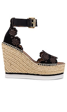 САНДАЛИИ GLYN WEDGE See By Chloe $153