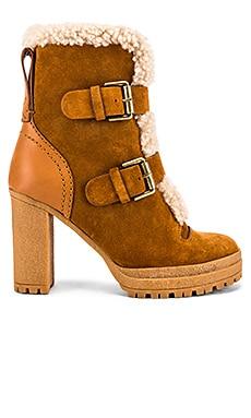 Brandie Platform Bootie See By Chloe $145
