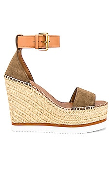 Glyn Wedge Espadrille See By Chloe $151 Collections