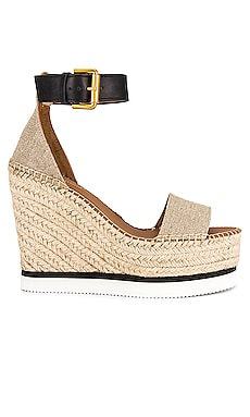 Glyn Wedge Espadrille See By Chloe $255 Collections