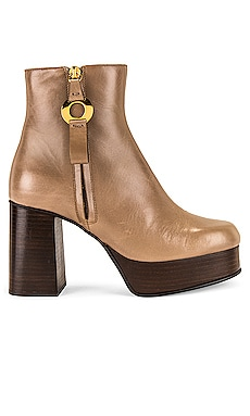 Giuly Platform Bootie See By Chloe $415