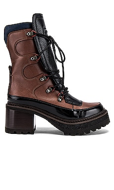 Ivo Hiking Boot See By Chloe $625