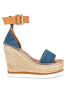 SANDALES GLYN See By Chloe $215 Collections