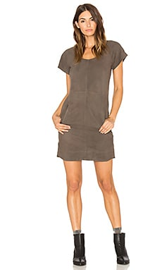 Rae Dress in Olive