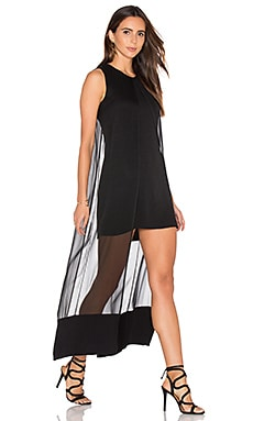 Franzi Dress in Black