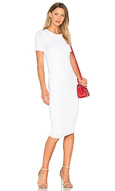 Allistair Dress in White