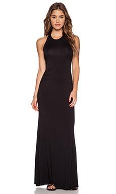 sen Marta Maxi Dress in Black