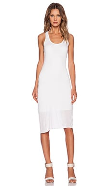 sen Joey Dress in White