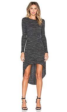 sen Mason Dress in Asphalt