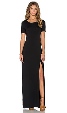 sen Romee Maxi Dress in Black