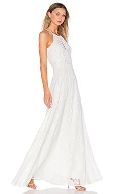 sen Emmy Dress in White