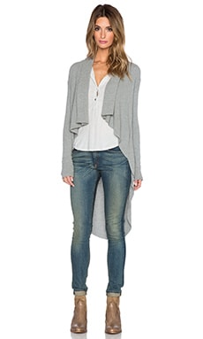 sen Darasha Cardigan in Grey