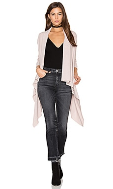 Phoenix Cardigan in Blush