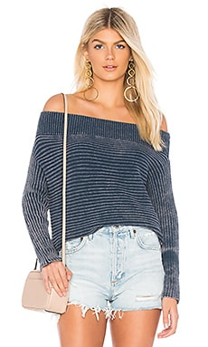 Jill Off the Shoulder Sweater