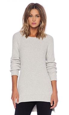 sen Cruz Sweater in Heather Grey