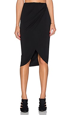 sen Regina Skirt in Black