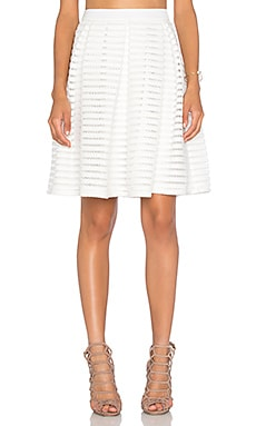 sen Amelie Skirt in White