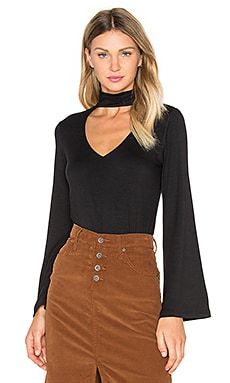 Huntington Top in Black
