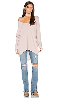 Grace Top in Blush