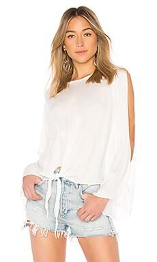 Купить Блузку beckett - sen белого цвета