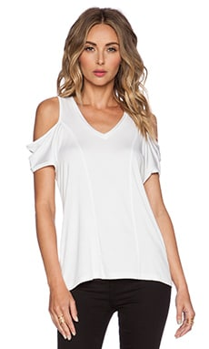 sen Ada Top in White